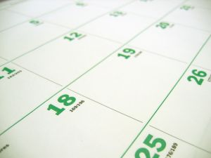 The Advantages Of An Editorial Calendar